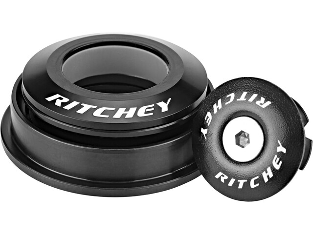 "Ritchey Comp Styrfitting Tapered 1 1/8/1.5"" ZS44/28.6 I ZS56/40, black"